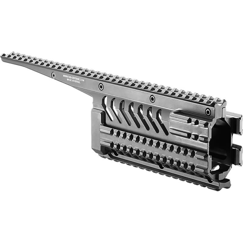 Galil Aluminum Rail System