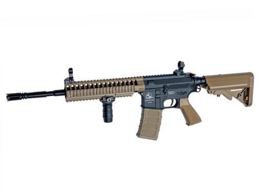 ASG AEG SLV ARMALITE M15 RANGER TAN AIRSOFT RIFLE