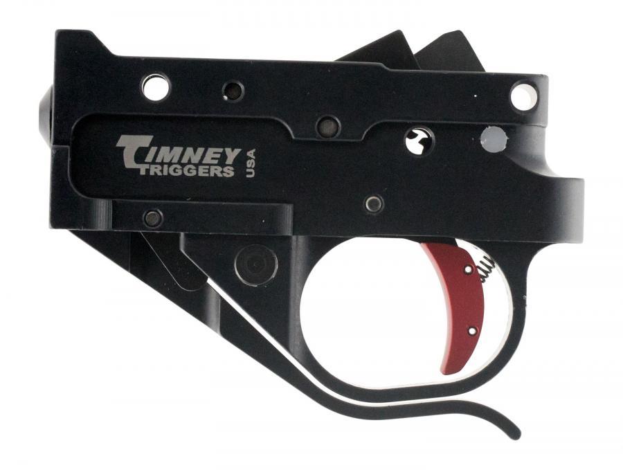 Timney – Ruger 10/22 trigger (Silver shoe)