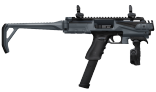 KPOS Scout Fab Defense Micro KPOS PDW Conversion Kit For Glock 17, 19, 22, 23, 25, 31, 32 Gen 3, 4, 5