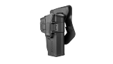 S&W M&P 9/.40 Full frame and Pro models Level 1 Holster (Paddle+Belt) (Right)