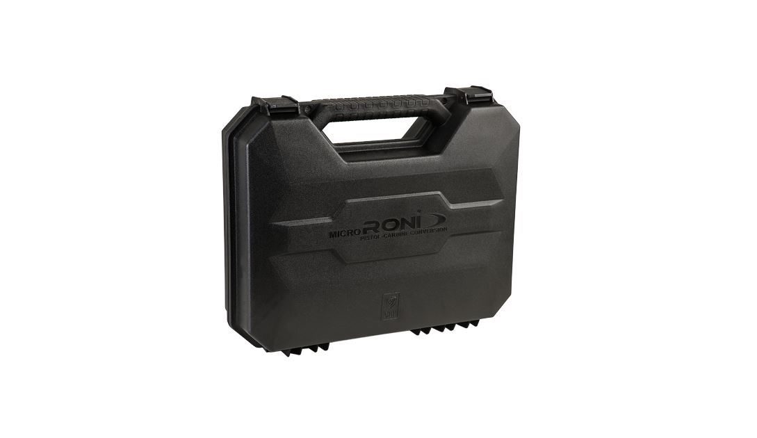 MRC CAA Gearup Suitcase for Micro Roni and Its Related Accessories