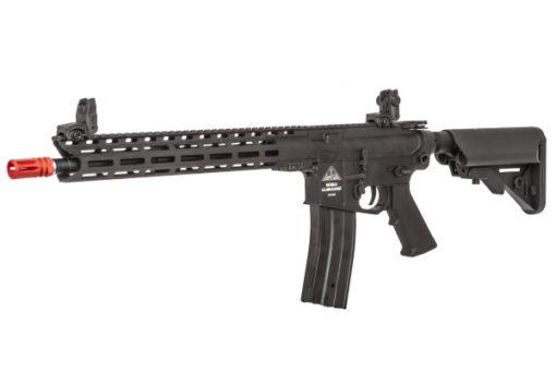 Adaptive Armament M4 Battle Rifle Carbine AEG Airsoft Rifle (Black)
