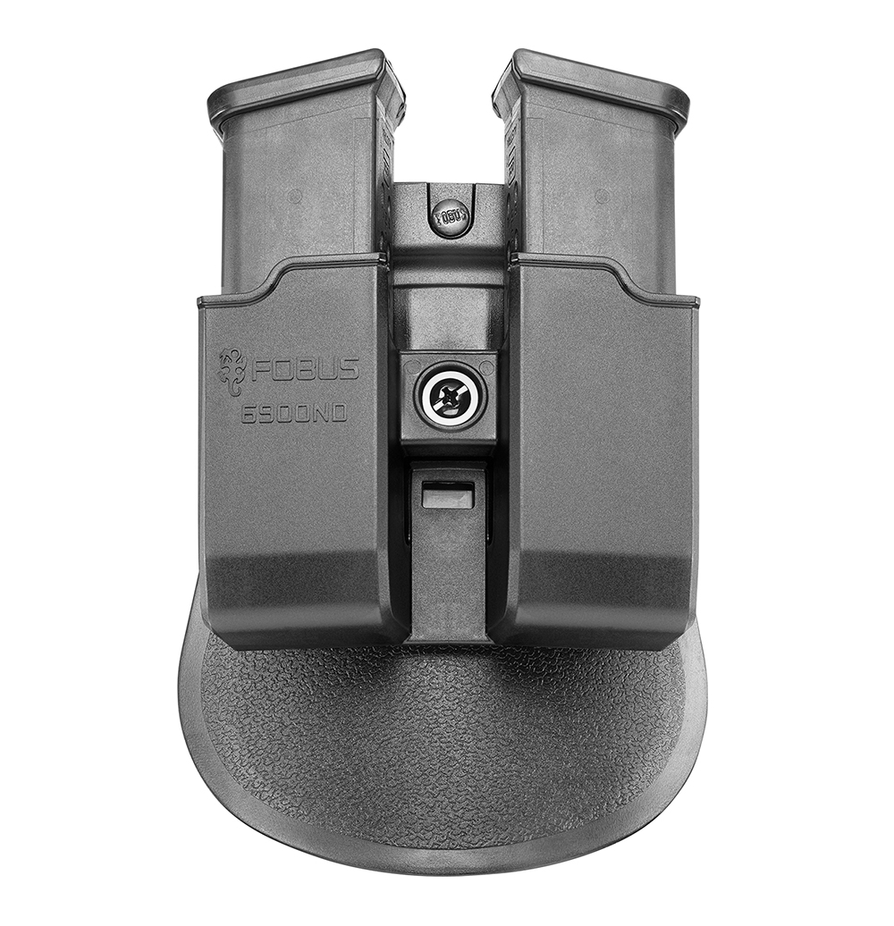Fobus Double Magazine Pouch for Glock Double-Stack 9mm Magazines