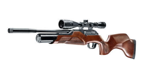 AIRGUN WALTHER ROTEX RM8 CAL 5.5MM 30 JOULES WOOD STOCK