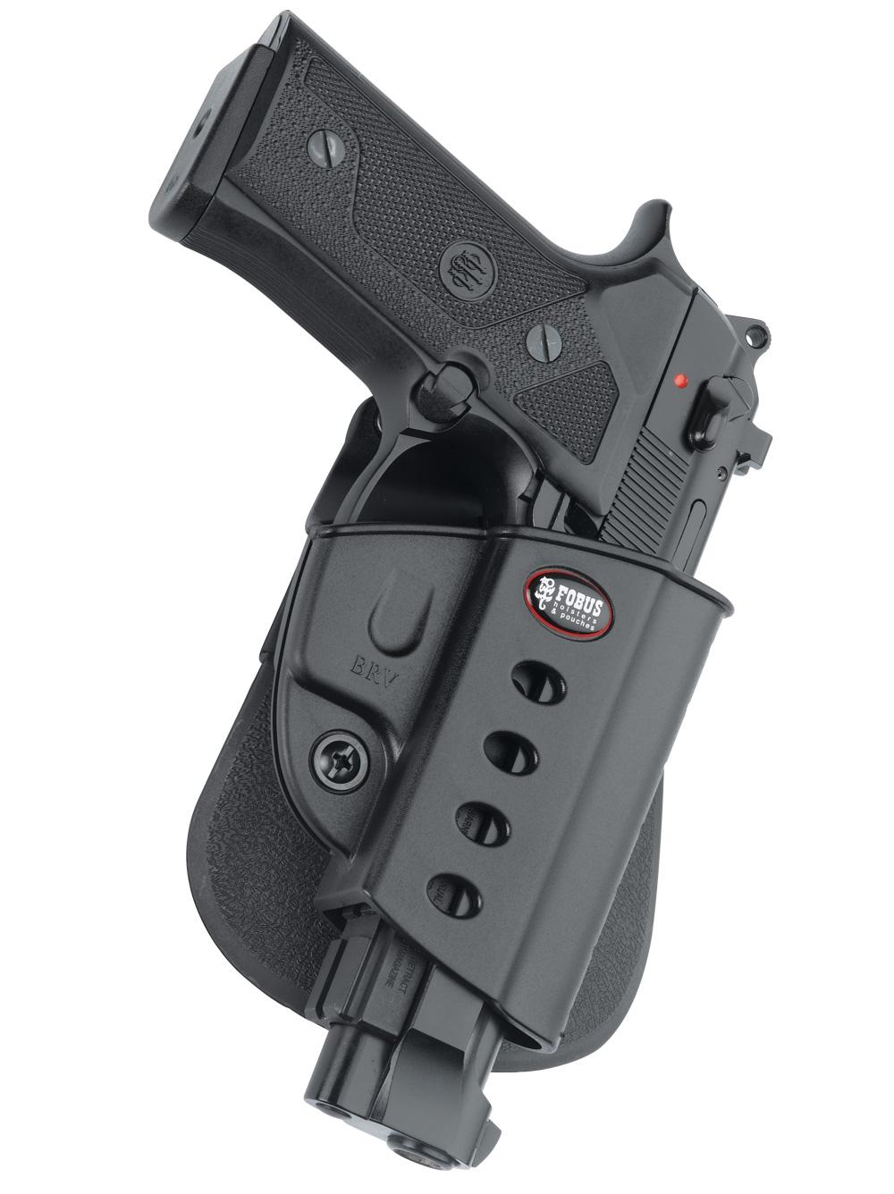 Fobus – Beretta Vertec & Elite .40cal, 92A1, 96A1, 92FS, 92FS Compact, M9A3