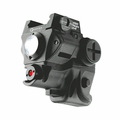 IP6119 Q-SERIES SUBCOMPACT PISTOL RED LASER SIGHT + LED LIGHT