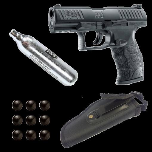 Umarex Ppq .43cal Pistol Combo