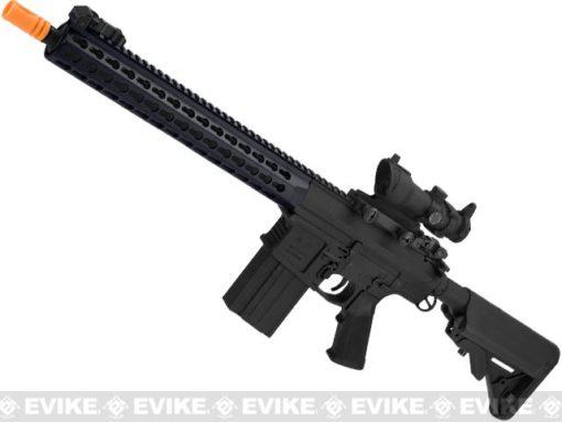 CLASSIC ARMY CA110 ARS2 AEG W-13INCH KEYMOD HANDGUARD – BLACK