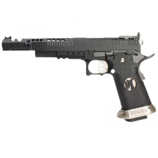 "AW Custom HX24 ""Wind Velocity"" IPSC Gas Blowback Airsoft Pistol"