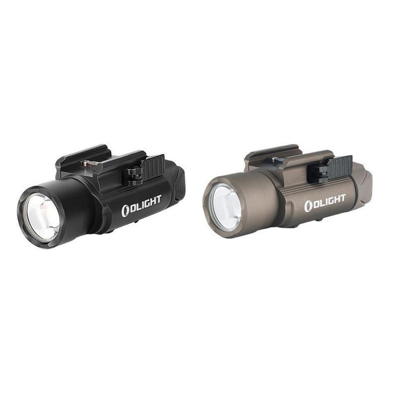 Olight PL-PRO VALKYRIE (Black or Tan) – 1500lumen