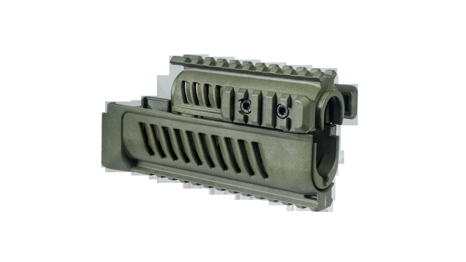 AK -47 Polymer Quad-rail Handguards
