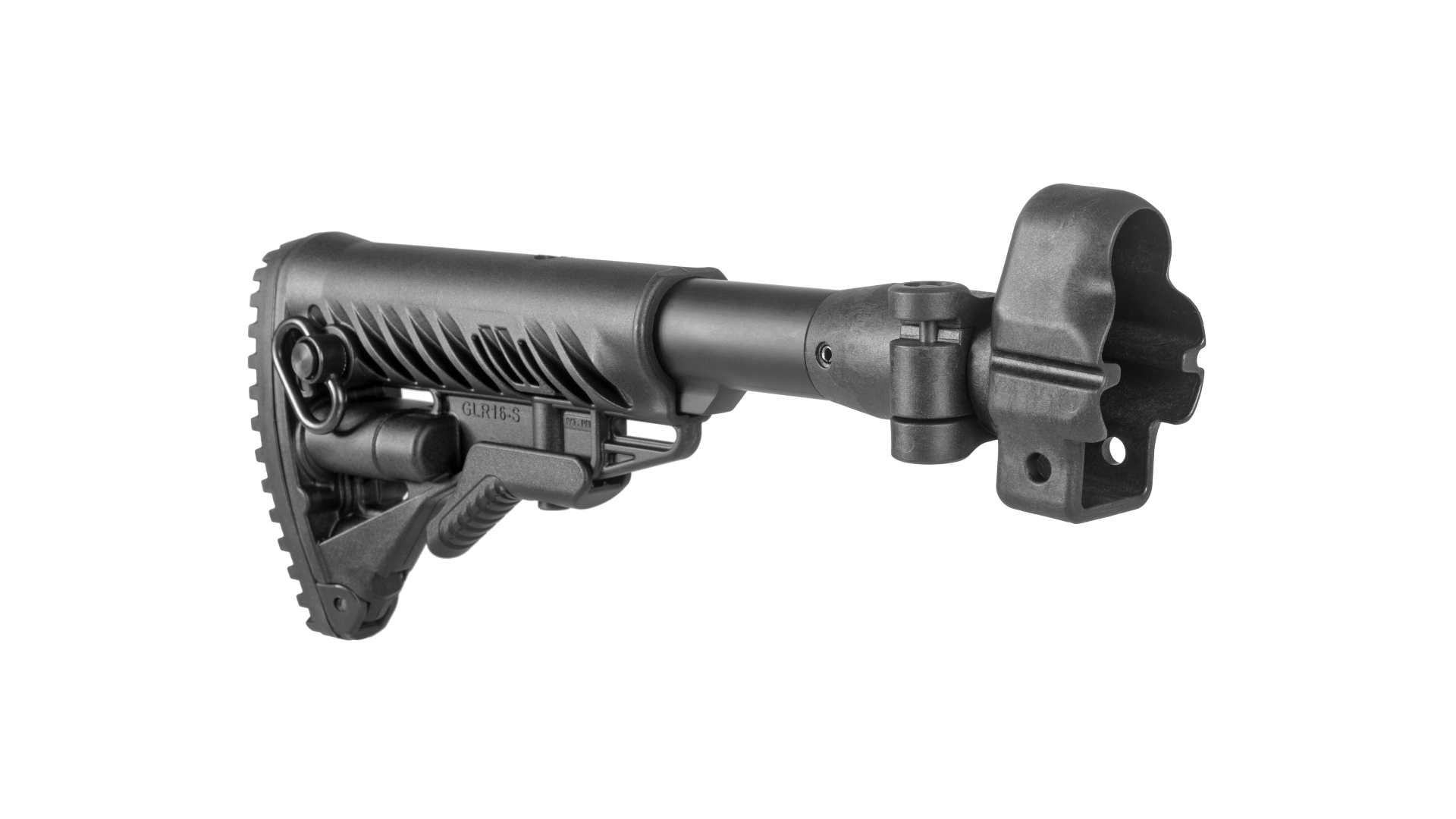 M4 Folding Buttstock for MP5 (Polymer Joint)