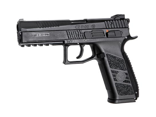 ASG 18116 CZ P-09 BLACK 6MM