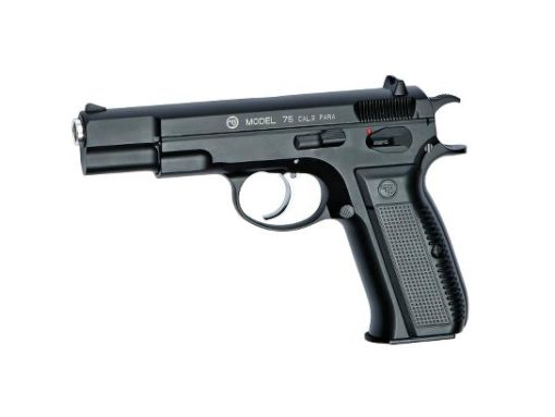 ASG 17397 CZ 75 FULL METAL BLOW BACK AIRSOFT PISTOL 6MM