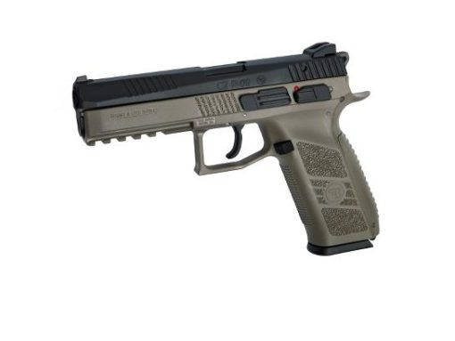 CZ P-09 Flat Dark Earth 6mm 18182