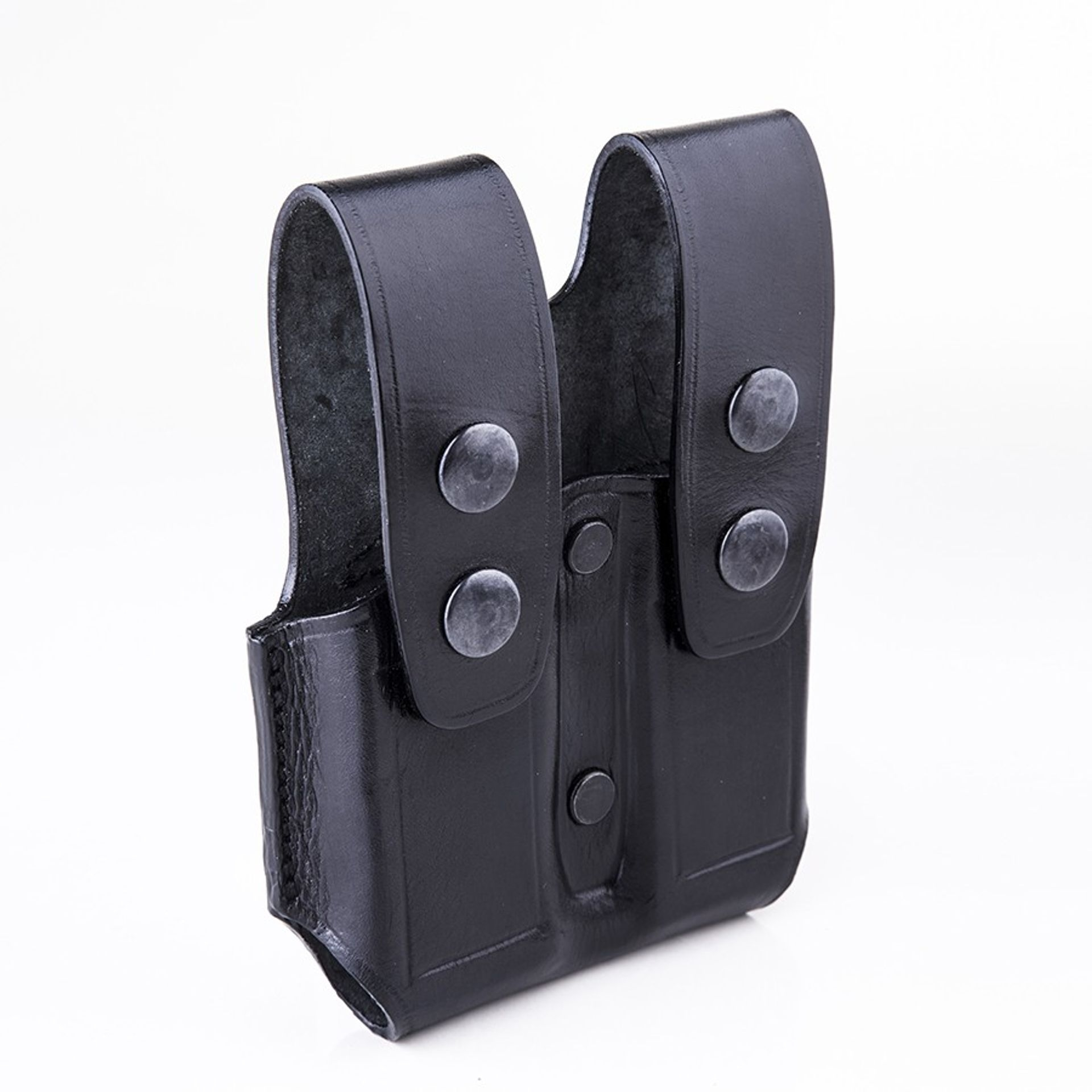 Double Magazine Pouch – Open Top for 9mm Glock Magazine