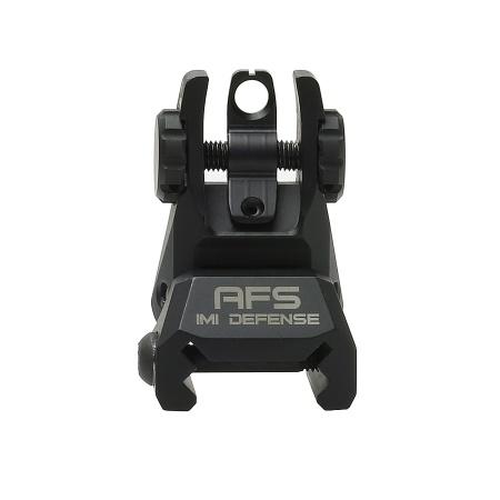 AFS Rear Aluminum Flip Up Sight