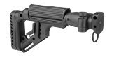 UAS Folding Buttstock kit with built in Adjustable Cheek Piece for KPOS G2