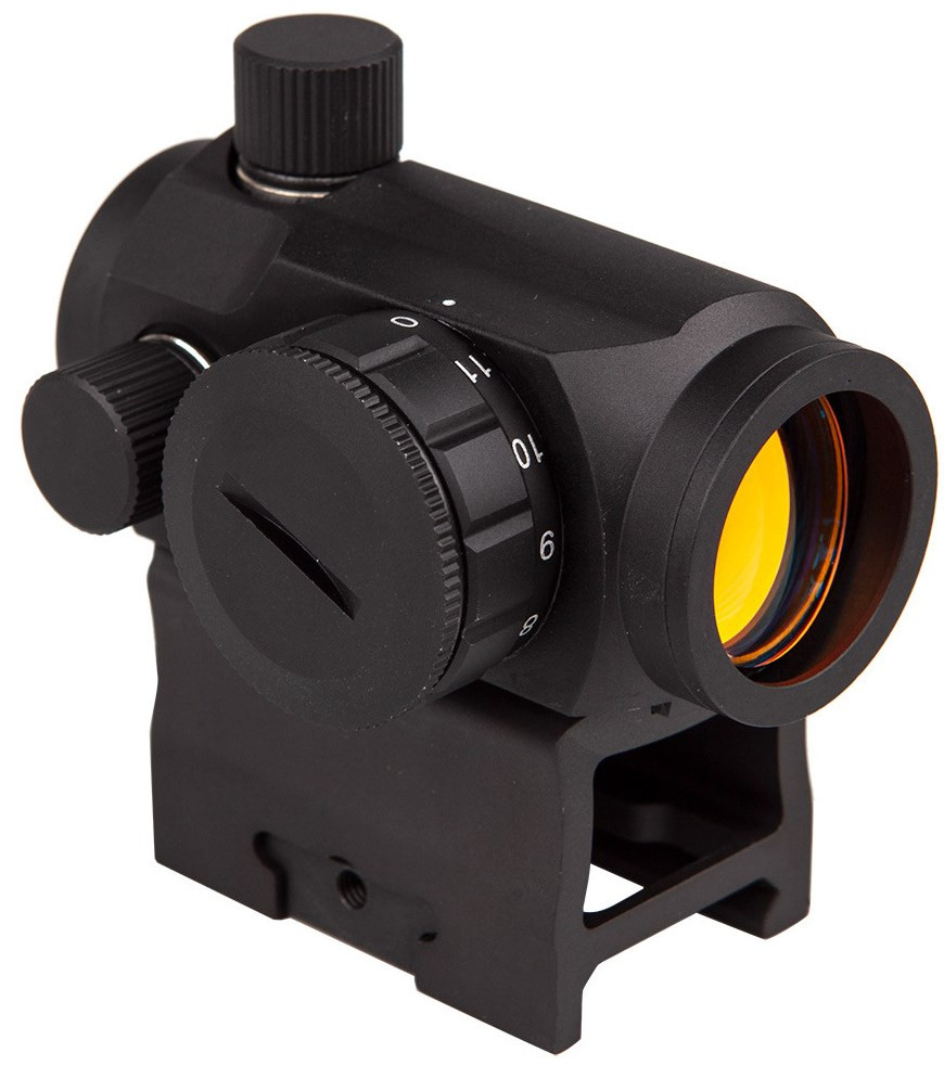 CAA Primary Arms Red Dot 2 MOA – Includes raiser mount